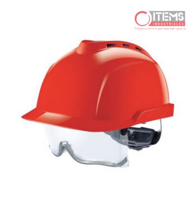 Casco V-Gard 930 - Rojo