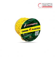 Cadena Plastica - Amarilla