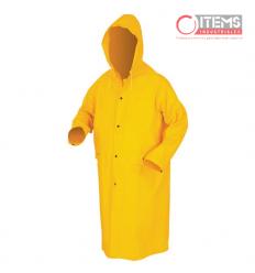 Capa tipo abrigo ciclon