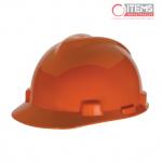 Casco V-Gard Tipo Gorra - Naranja