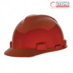 Casco V-Gard Tipo Gorra - Rojo
