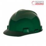 Casco V-Gard Tipo Gorra - Verde
