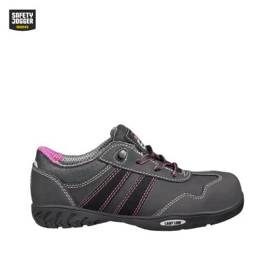 Zapato de Cuero, Safety Jogger, CERES
