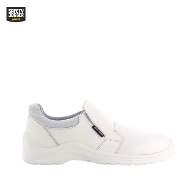 Zapato de Cuero, Safety Jogger, GUSTO