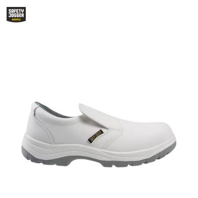 Zapato de Cuero, Safety Jogger, X0500