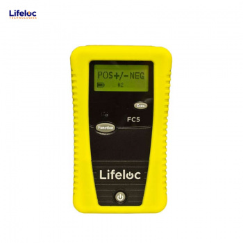 Alcoholímetro, LIFELOC, FC5